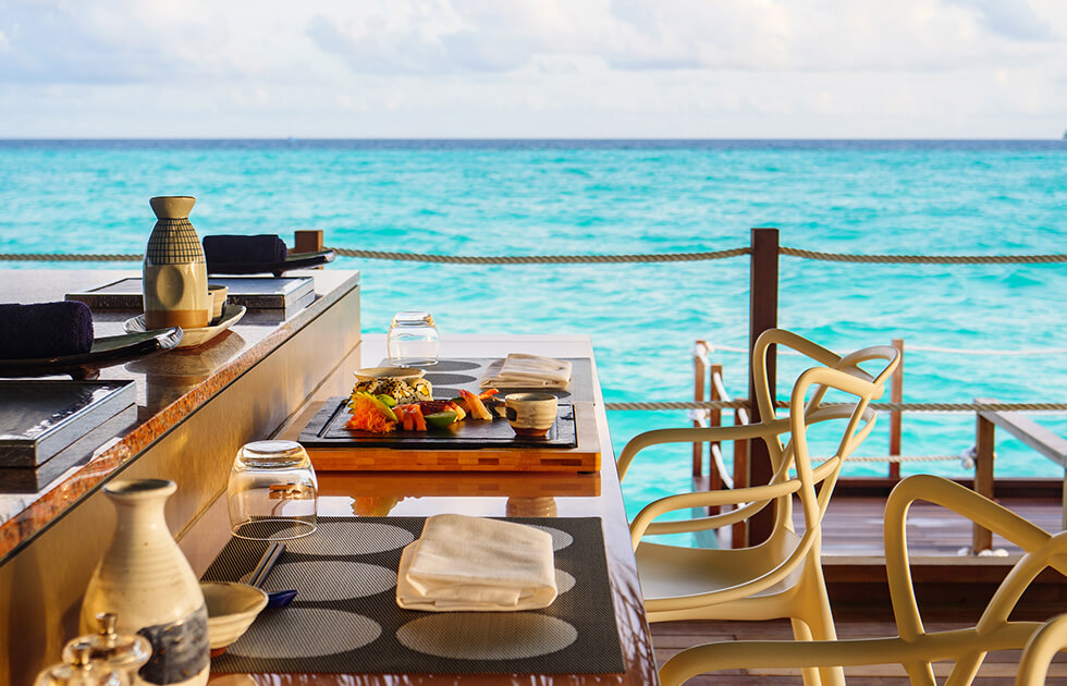 Cuisine in the Maldives