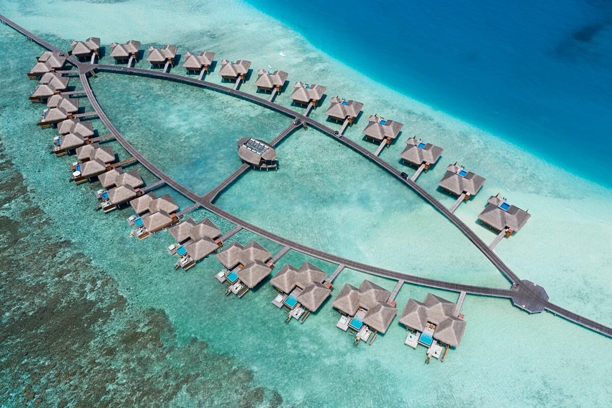 Какие отели Мальдив выбирают знаменитости