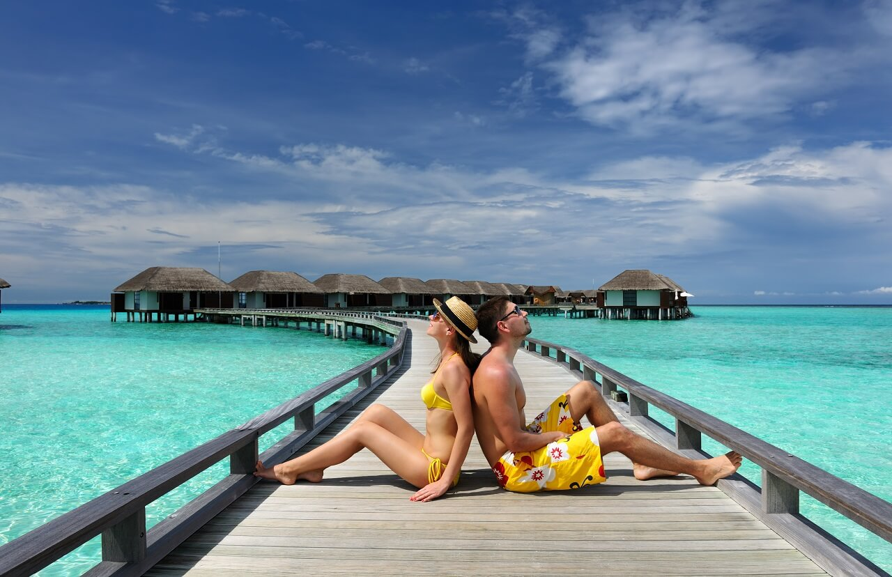 Combined accommodation in the Maldives: which two islands to choose