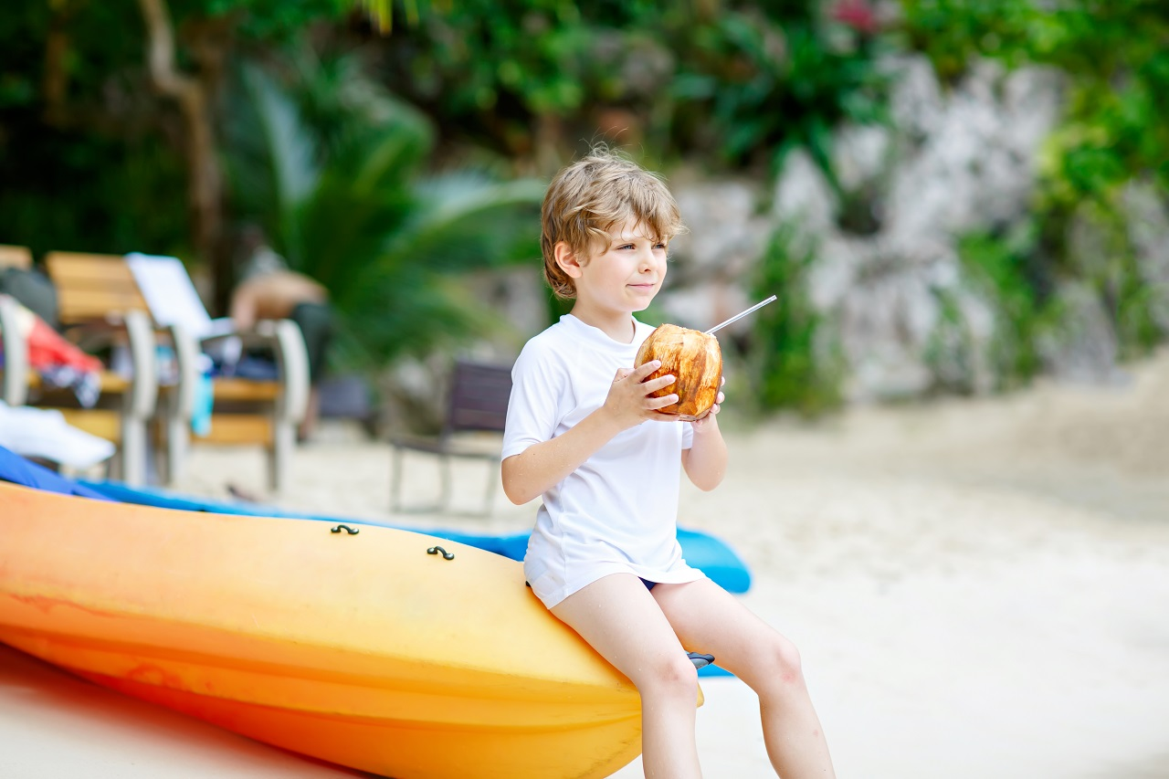 Fun for kids in the Maldives: 23 kids' leisure ideas on the paradise islands