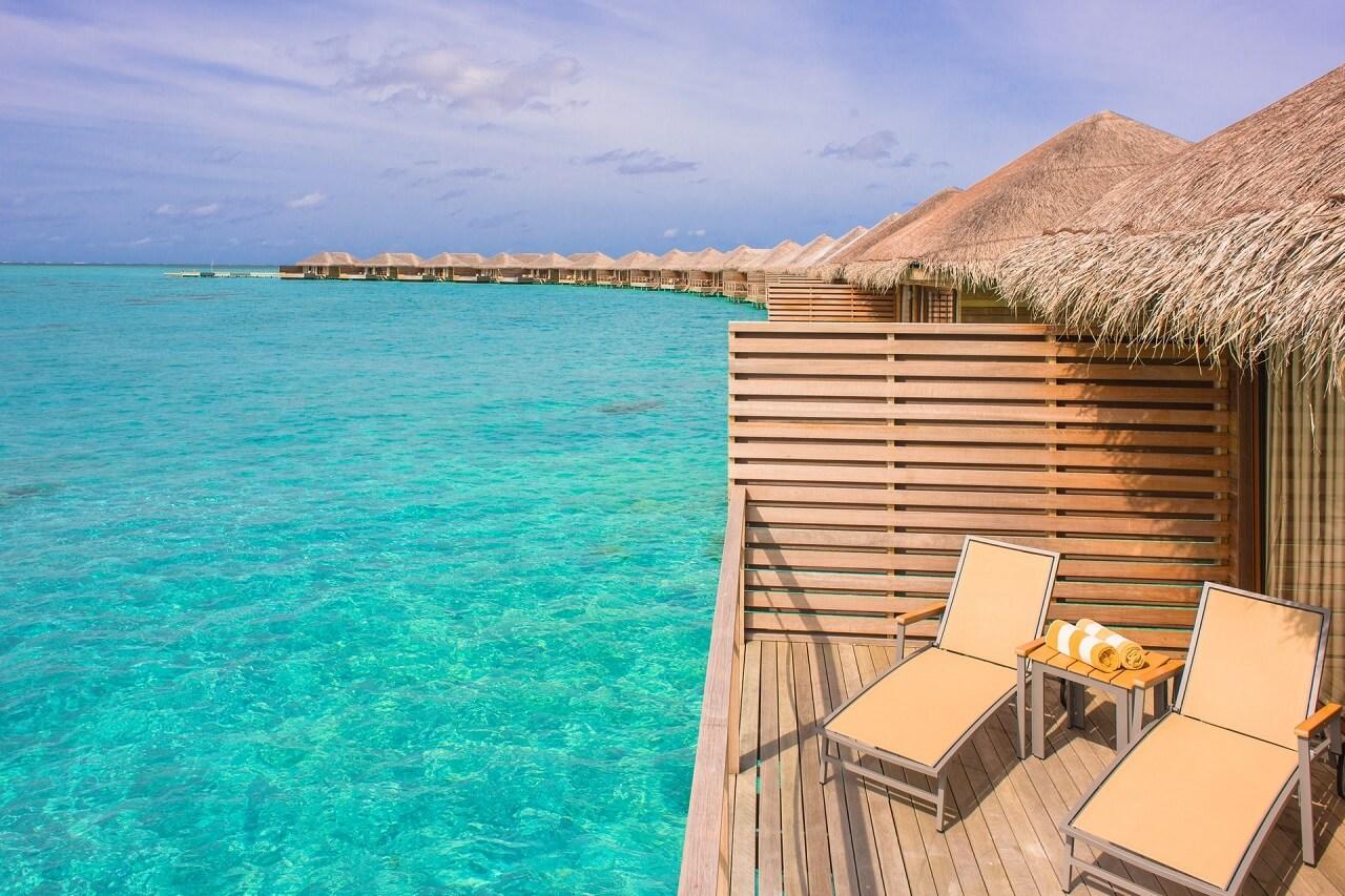 Водная или пляжная вилла на Мальдивах: какую выбрать