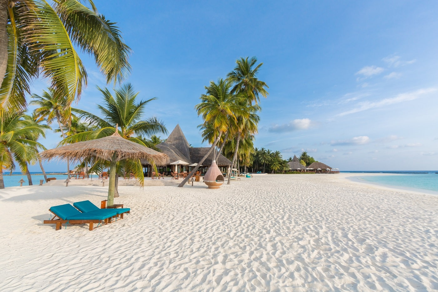Лучшие пляжи Мальдив: 21 место с потрясающим побережьем