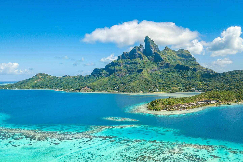 Бора-Бора: все об острове и отдыхе