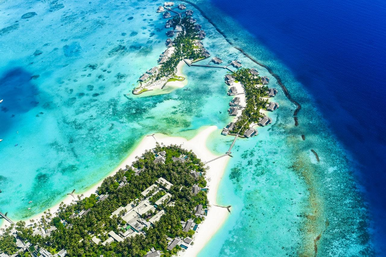 Où se trouvent les Maldives : géographie des îles
