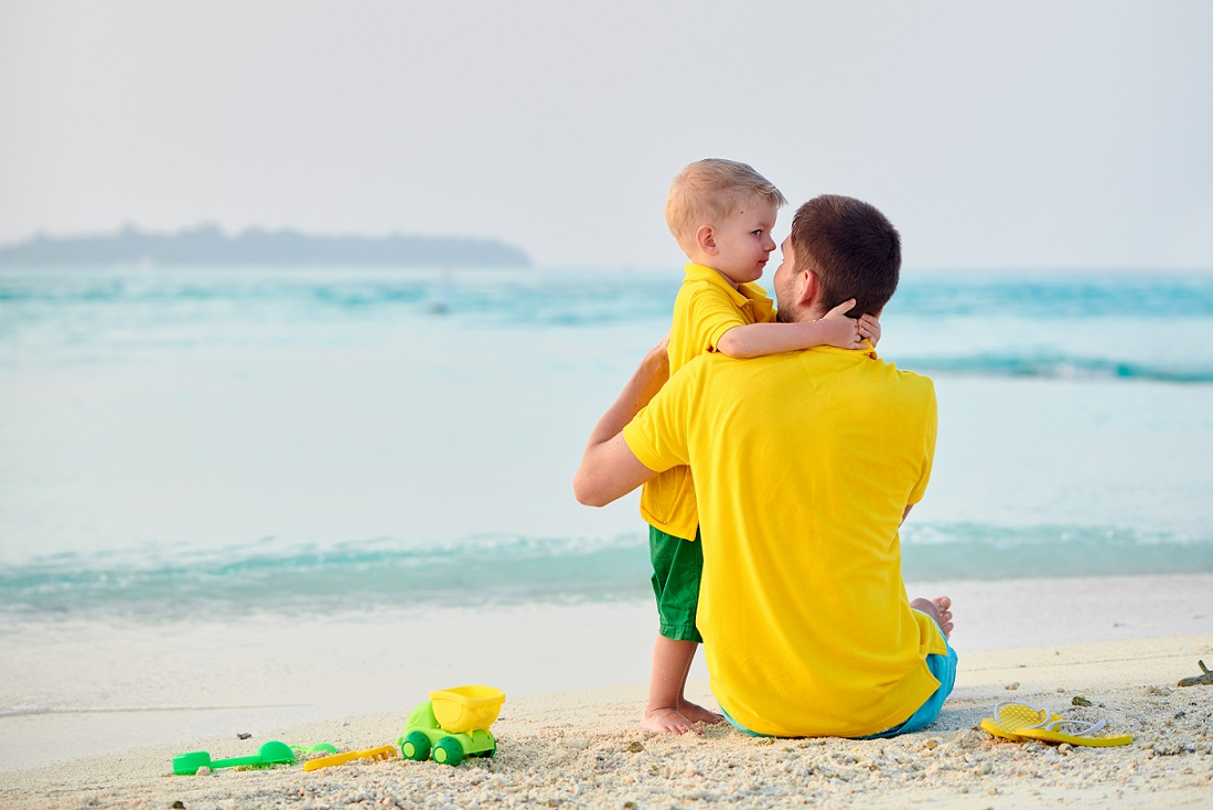 Vacation in the Maldives with children: which hotel to choose and other tips