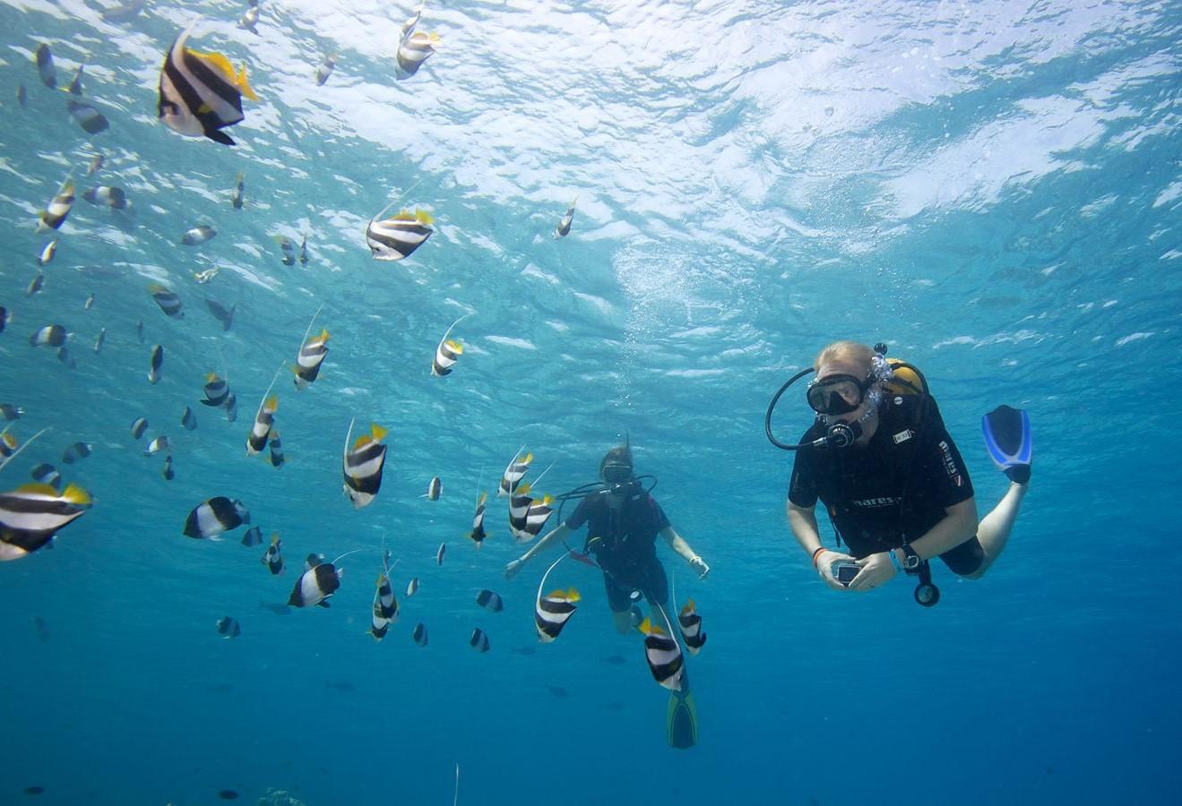 Activités aux Maldives : 18 idées